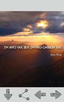Environmental Quotes apk screenshot