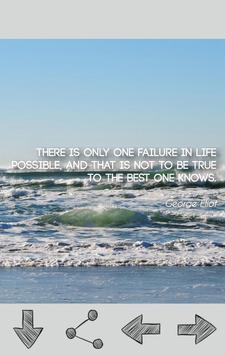 Failure Quotes apk screenshot