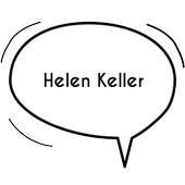 Helen Keller Quotes icon