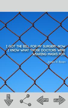 Medical Quotes apk screenshot