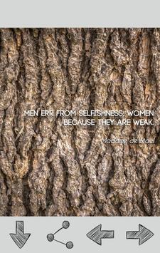 Men Quotes poster