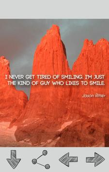 Smile Quotes apk screenshot