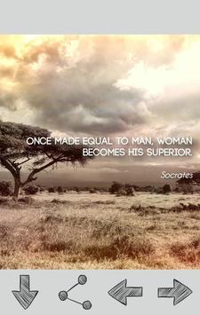 Socrates Quotes apk screenshot