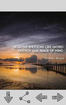Peace Quotes poster