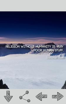 Religion Quotes poster