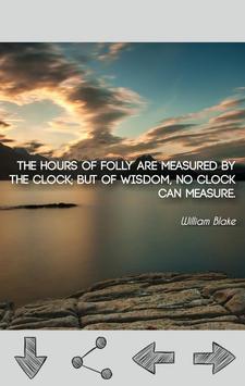 William Blake Quotes poster