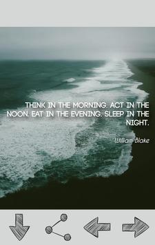 William Blake Quotes apk screenshot