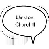 Winston Churchill Quotes icon