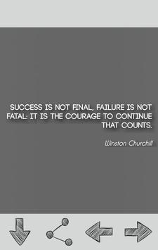 Winston Churchill Quotes apk screenshot