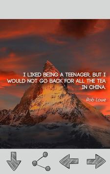 Teen Quotes apk screenshot