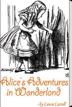 Alice's in Wonderland poster