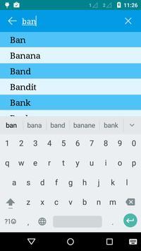English to Bangla and Hindi apk screenshot