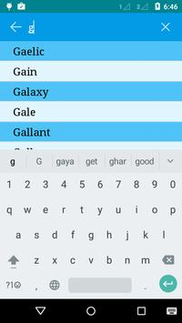 English to Kannada and Hindi apk screenshot