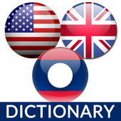 Lao English Dictionary icon