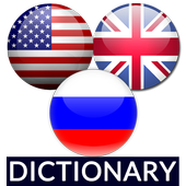 Russian English Dictionary icon