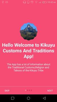 kikuyu traditional customs apk screenshot