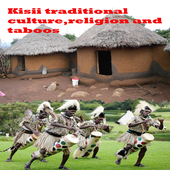 Kisii traditional customs icon
