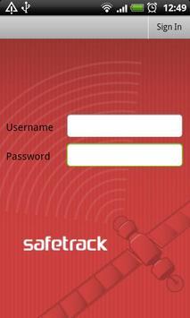 SafeFleet Lite fra SafeTrack poster