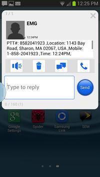 Sprint Mobile Urgent Alerts apk screenshot