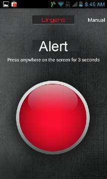 Sprint Mobile Urgent Alerts poster