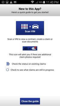 SG Claims apk screenshot