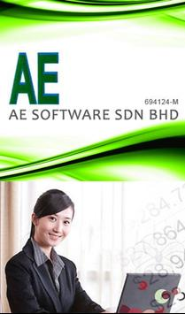 AE Software poster