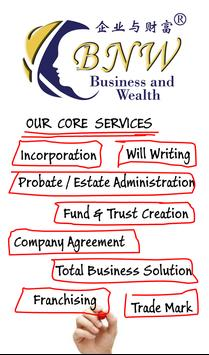 Business And Wealth poster