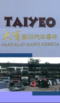 Tai Yeo Auto Part poster