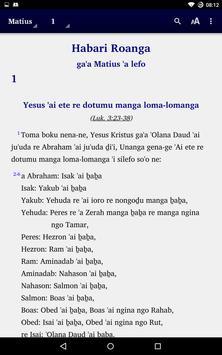 Alkitab Sahu apk screenshot