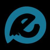 Minima Blue EvolveSMS Theme icon