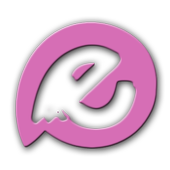 Simple Pink EvolveSMS Theme icon