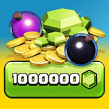 100K Gems Trick Clash of Clans apk screenshot