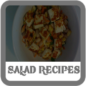 Salad Recipes Full Complete icon