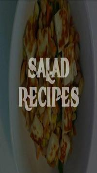 Salad Recipes Full Complete poster