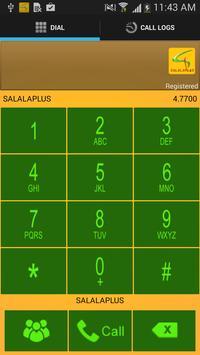 Salala plus apk screenshot
