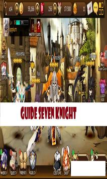 Guide For Seven Knight apk screenshot
