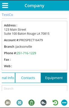 crmSeries Sales apk screenshot