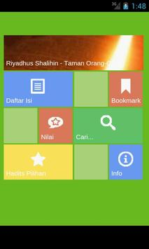 Riyadhus Shalihin Indonesia apk screenshot