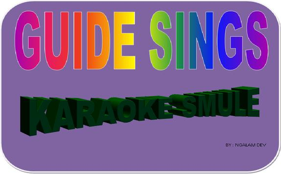 Guide Sings By Smule poster