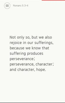 PrickUp - A bible verse a day apk screenshot