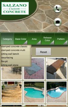 Salzano Custom Concrete apk screenshot