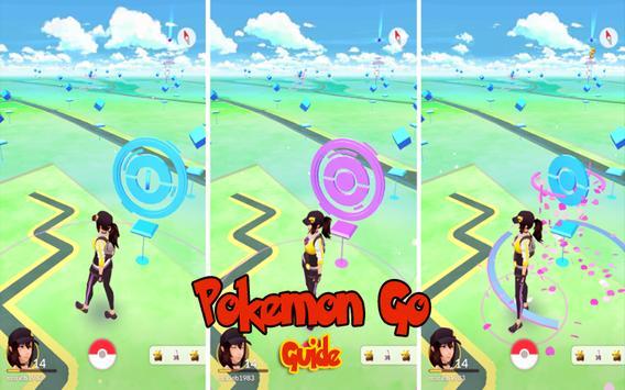 Guide :Pokemon GO poster