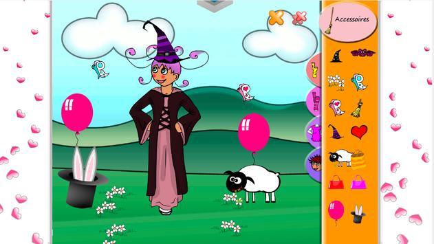 four little frogs - ebook/game apk screenshot