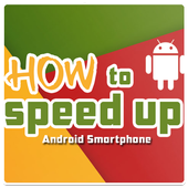 How To Speed Up Android Phone icon