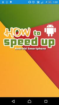 How To Speed Up Android Phone poster