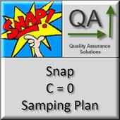 Snap Sample Size Calculator icon
