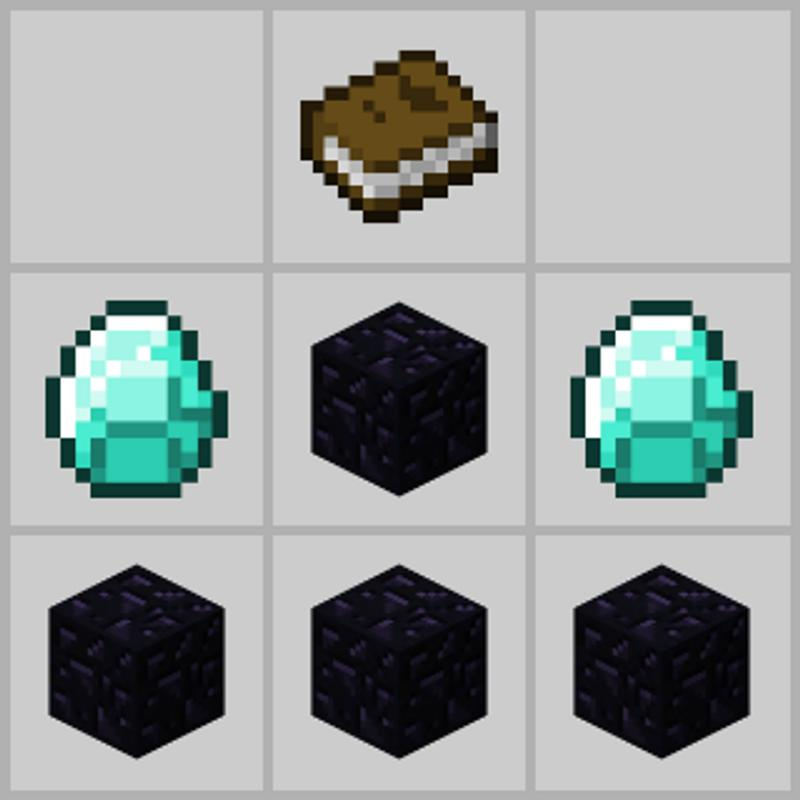 Minecraft Crafting Guide App
