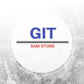 Git tutorial icon