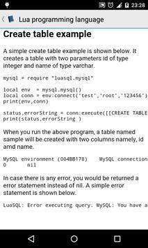 Lua tutorial poster