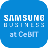 Samsung Business at CeBIT icon